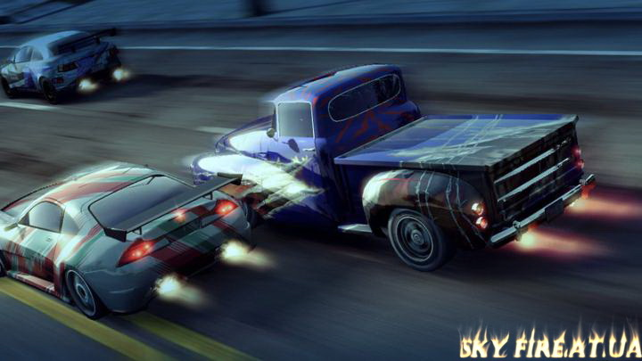 Обзор игры Burnout Paradise: The Ultimate Box.